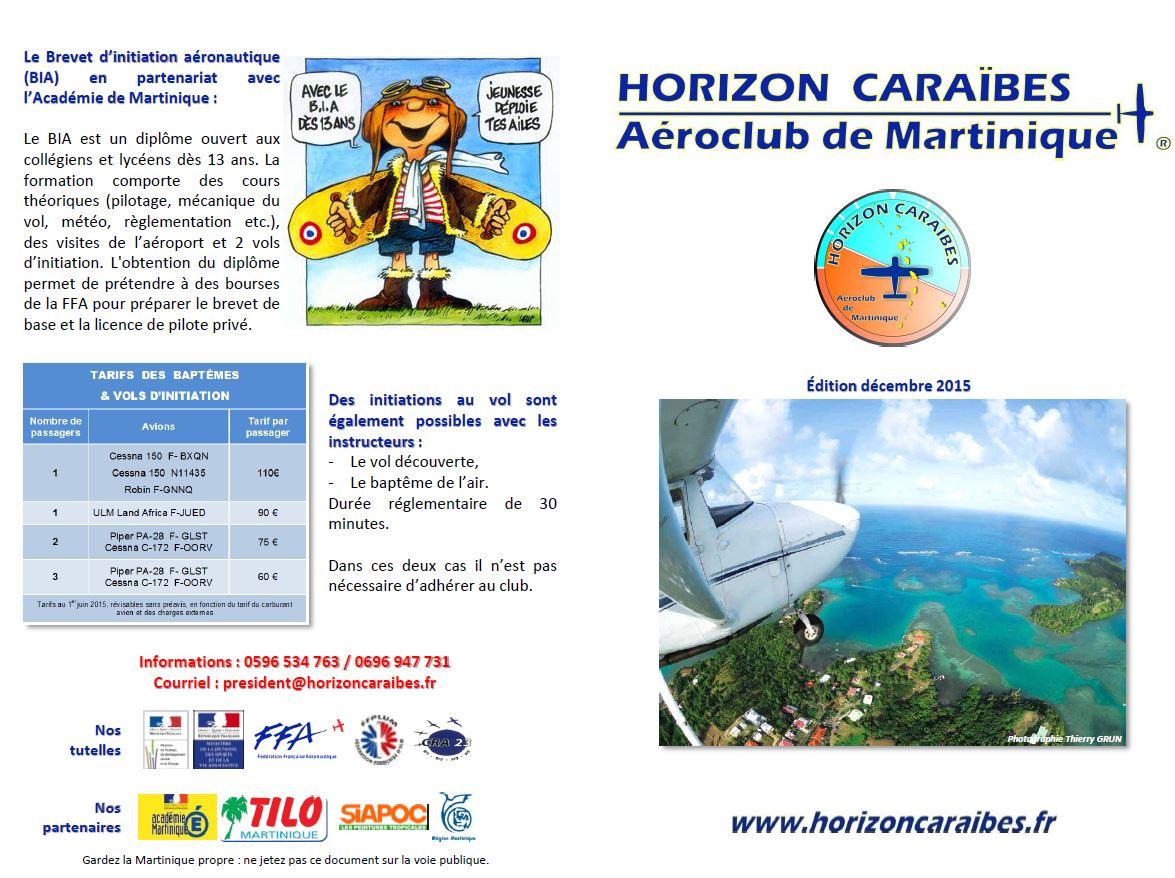 Horizon caraibes 1