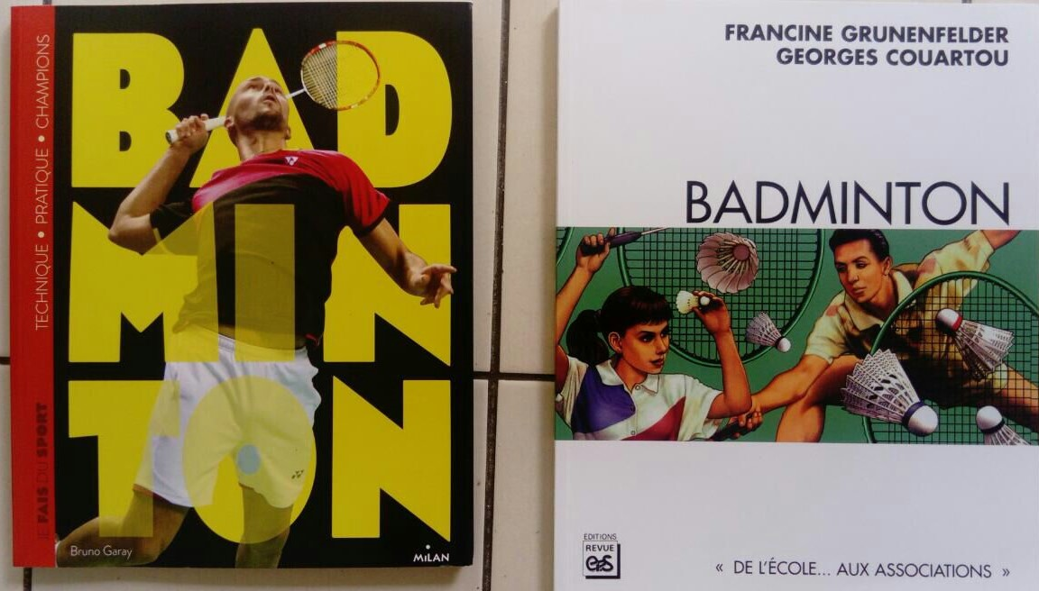 Livres de Badminton