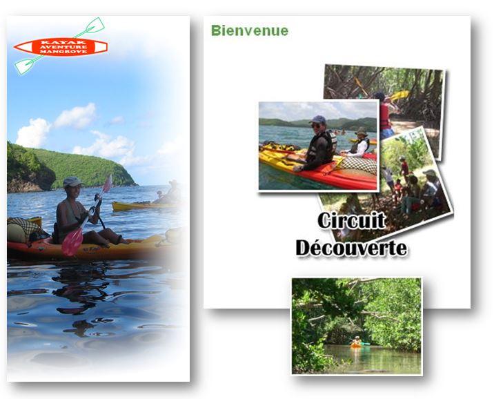 Kayak aventure